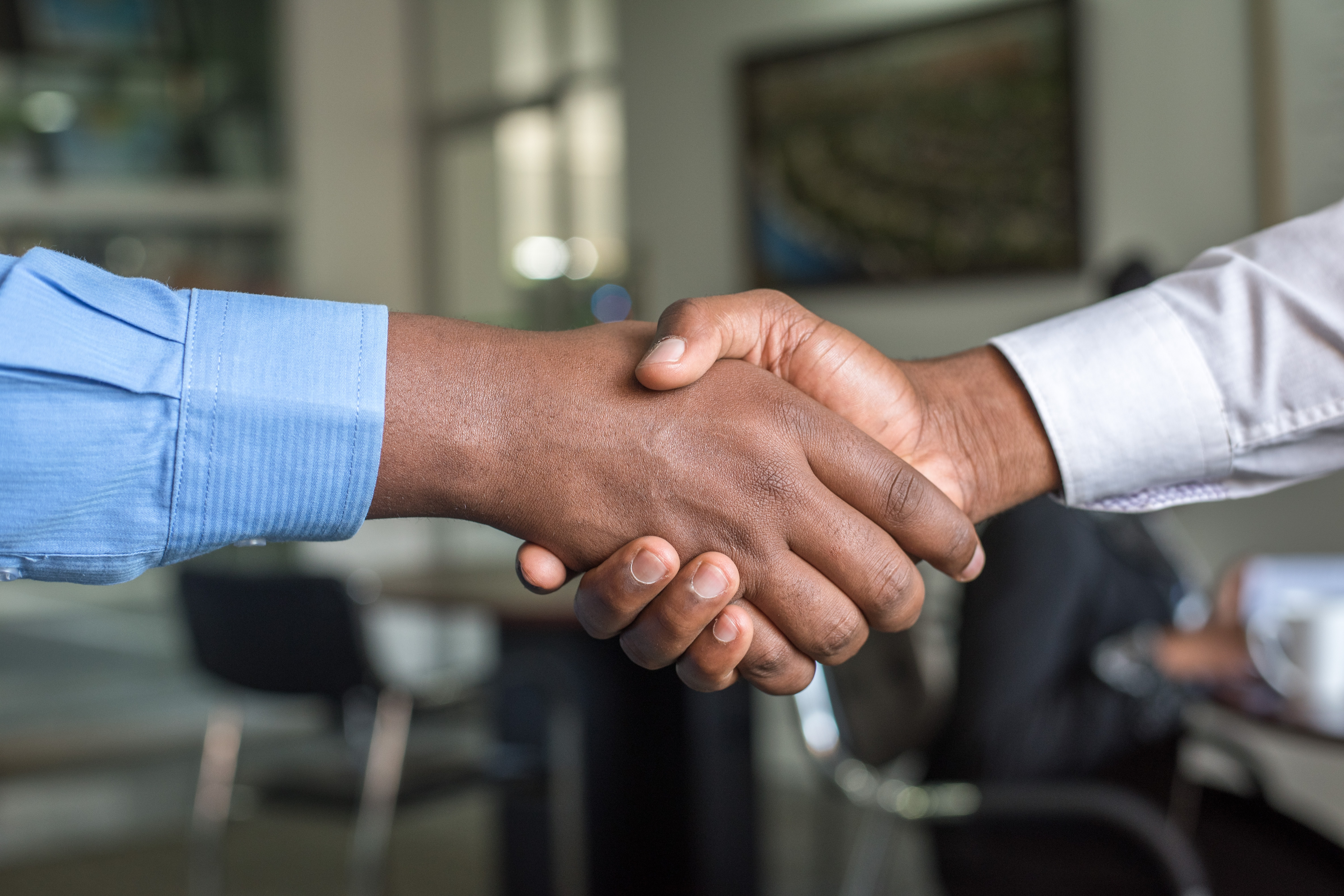 Have We Come to an Era of Virtual Handshakes Only?